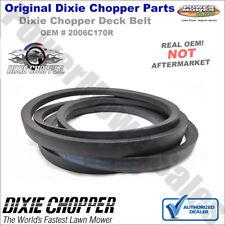 Dixie Chopper Lawnmower Belts for sale | eBay