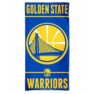 Golden State Warriors 30x60 Beach Towel [NEW] NHL Blanket Vacation Summer Pool