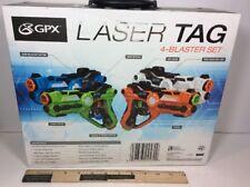 4 Gpx Gen 2 Laser Tag Blaster, Set of 4, Lt458 Fun Kids Outdoors Christmas Gift