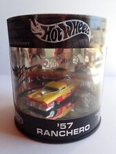 HOTWHEELS '57 RANCHERO HIGH TEST LIMITED EDITION HTF NEW SHIPPING WITH TRACKING