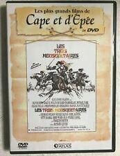 Les Trois Mousquetaires dvd