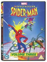 Neuf The Spectaculaire Spider-Man - Volume 3 DVD