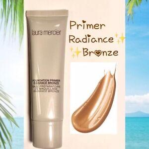 Laura Mercier Bronze Radiance Primer-1.7 Oz. New With Box Rare!