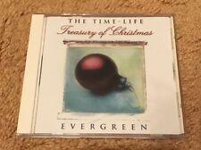 The Time-Life Treasury of Christmas: Evergreen CD Mariah/Gill/Bolton/Summer/Wham