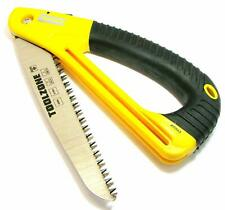 More details for folding pruning  saw good  quality  heavy duty bush ,tree , branch  cutter