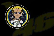 Rossi Dr. Rossi round logo vinyl decal sticker MotoGP Yamaha The Doctor 46 vr