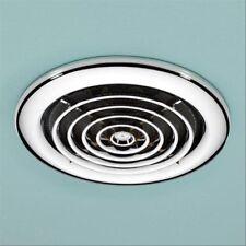 HiB Cyclone Wet Room Inline Fan - Chrome - Non Illuminated HIB 33400