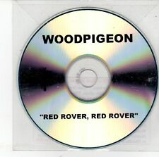 (DV475) Woodpigeon, Red Rover Red Rover - DJ CD