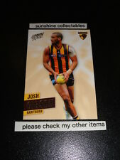 2013 AFL SELECT PRIME CARD NO.115 JOSH GIBSON HAWTHORN