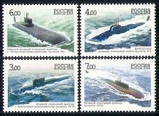 Russia 2006 Submarines/Navy/Nautical/Boats 4v (n31222)