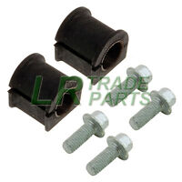 LAND ROVER FREELANDER NEW FRONT ANTI ROLL BAR BUSHES AND BOLTS KIT (1998-2001)