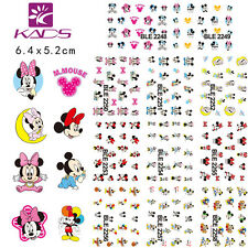 11 sheets/lot Cartoon Mouse Sticker Nail Art Decoration Water Decal BLE2248-2258