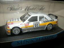 1:43 Minichamps Mercedes-Benz 190E Evo 1 AMG Kärcher Wendlinger #60 Nr. 3030 OVP