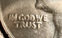 Rare 1989-D DDO Error Washington Quarter RPM & In God We Trust!  One Of A kind.