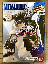 Bandai Metal Build Gundam Astray Blue Frame Full Weapon Set IN STOCK USA