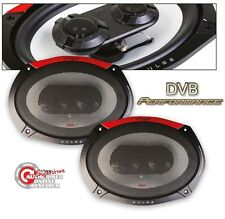 "Vibe Pulse 69 6""x9"" Car Audio Speakers - 300 Watts Peak - 100w RMS"