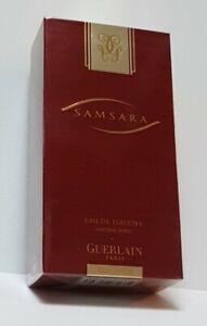 GUERLAIN SAMSARA Eau de Toilette 100ml SPRAY ( SEALED BOXED ) RARE*Old Version**