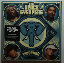 BLACK Eyed Peas-Elephunk 2lp/download LP 180g VINILE NUOVO/SEALED GATEFOLD SLEEVE