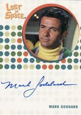 The Complete Lost in Space Mark Goddard as Major Don West Auto Card