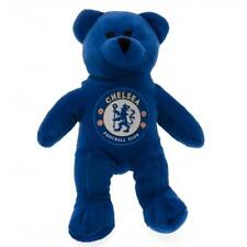 Chelsea FC Official Crested Mini Bear Plush Bear Soft To Touch