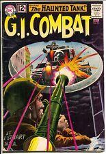 G.I. Combat #95 1962-DC-Haunted Tank-bazooka battle cover-Russ Heath-VG+