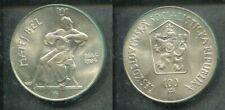 CSSR TSCHECHOSLOWAKEI 1984 - 100 Kronen in Silber, stgl. - MATEJ BEL