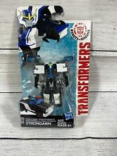 Transformers Robots in Disguise STRONGARM 2015 Legion Class Police Figure