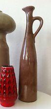 Otto Keramik 44cm Fat Lava Vase pop 60er 70er  colombo ära