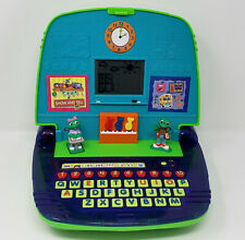 2000 Leapfrog School-Time LeapTop Original Interactive Learning Laptop *RARE*