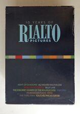 10 Years of Rialto Pictures 10 Dvd Box Set Third Man Rififi Godard Bresson