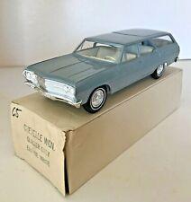 1965 Chevrolet Chevelle Malibu Station Wagon Promo