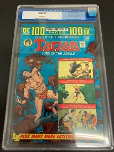 TARZAN #230 * CGC 9.0 * (DC, 1974) 100 PAGE GIANT!  KUBERT, HEATH, & KALUTA ART!