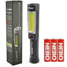 Nebo Larry BOSS 6431 3-in-1 LED Work Light Flexible Magnetic Grabber Flashlight