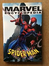 Marvel Encyclopedia Amazing SPIDER-MAN  MSRP $24.99 Hardcover with DUST JACKET!!