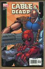 Cable & Deadpool #23 - Bosom Buddies Pt. 4 - (Grade 9.2)WH
