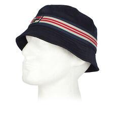 FILA Mens Casper Bucket Hat Xs15fhe009 in Peacoat Blue One Size