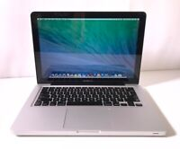 "MacBook Pro 13"" - 500 GB HDD - 4 GB RAM - Core 2 Duo - 2011 O.S. - C97"