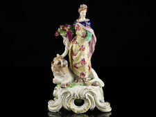 British Pre-c.1840 Unmarked Porcelain & China Pieces