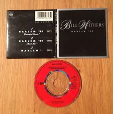 Bill Withers - Harlem - 3-INCH-MAXI-CD 1980 IM PAPPCOVER