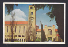 POSTCARD: THE UNIVERSITY OF WESTERN AUSTRALIA WINTHROP HALL AND TOWER