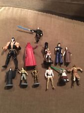Lot Star Wars Figurines 90s Action Figures