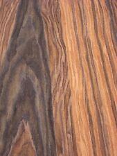 Palosanto brasileño-hoja de chapa de madera - 2800mm X 310mm-madera de verdad.