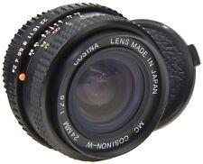 Pentax PK Cosina 24 mm 2.8