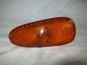"Mitsubishi GTO 3000GT z16A Z15A Fender Turn signal light Blinker Stanley ""LEFT"""