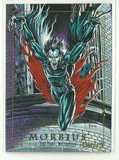 2016 Upper Deck Marvel Masterpieces Morbius Buyback Joe Jusko Error Look #ed/ 15