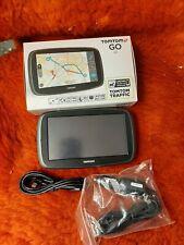 TomTom GO 61 Weltkarten Free lifetime maps  Navigationssystem