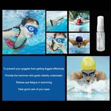 Anti-Fog Spray For Swim Swimming Goggles Scuba Diving Cover Glasses Lens Spray