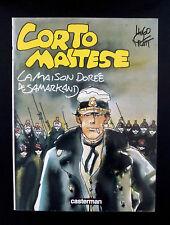 Corto Maltese - La maison dorée de Samarkand - Hugo Pratt - E.O.