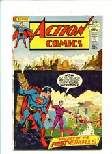 Action Comics #412 (1972) Superman High Grade VF/NM 9.0