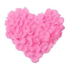 2000pcs Silk Rose Flower Petals Leaves Wedding Party Table Confetti Decorations